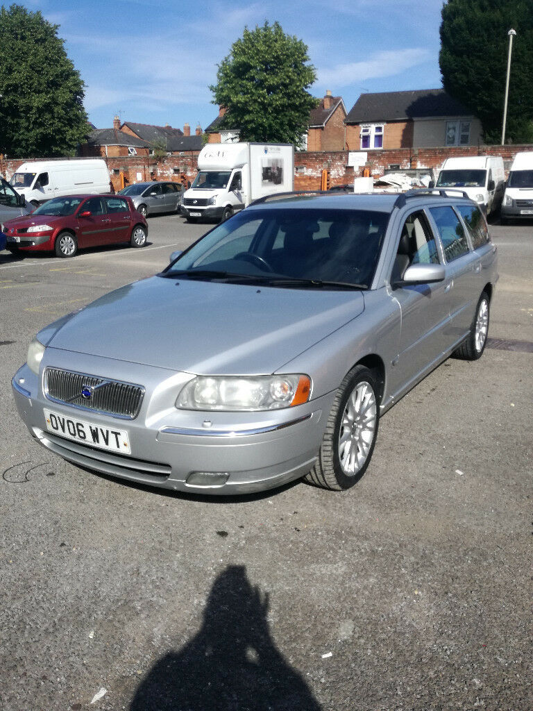 2006 Volvo V70 Manual 2 4 D (185 BHP) | in Gloucester, Gloucestershire |  Gumtree
