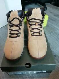 Timberland suede boots size 11.5