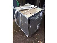 Neff Slimline 45cm Integrated Dishwasher - good condition, works perfectly. All fixings present.