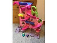 Fisher-Price Littlepeople Parking Garage
