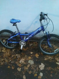Quality childs bike bicycle 7 speed good riding order