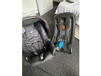 Joie Car Seat comes with Isofix Base