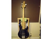 Sterling by MusicMan SUB Series 5 String Bass