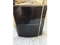 Playstation 3 Original Console 160gb (no wires or controllers)