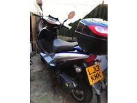 Rev & go scooter