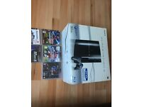 Ps3 80gb two controler 6 game