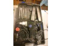 Npk902 neumatic drill in case