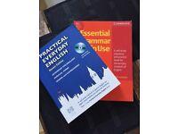 Good state English Grammar books