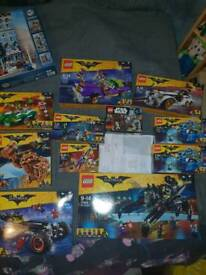 Lego sets as pictured new sealed some shelf ware