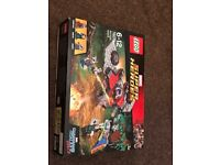 Ravager Attack Lego Set