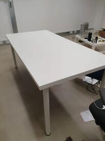 Large IKEA office desk