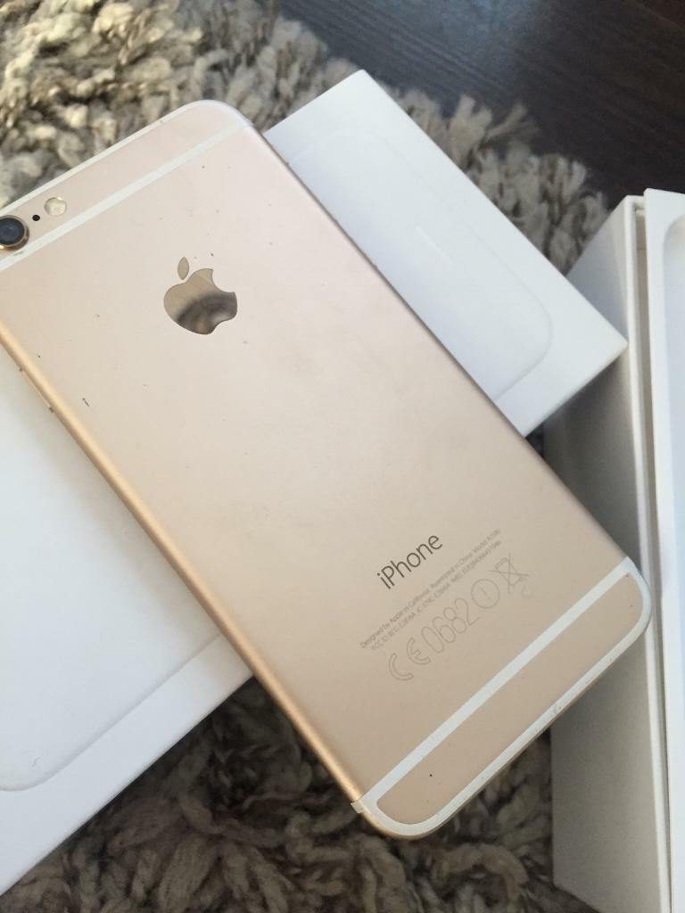 iPhone 6 iphone 16gb unlocked170in Carlton, NottinghamshireGumtree - No offers excellent condition in gold Factory unlocked collection Nottingham Boxed with chargerNo offers no less