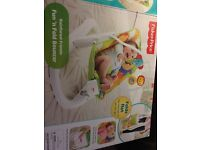 Fisher Price baby fun n fold bouncer chair