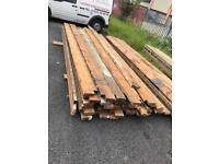 9x2 timber joists