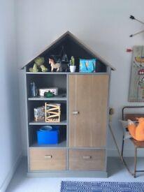 Children's 'Designer' Bedroom Cupboard
