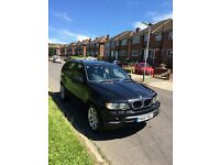 BMW X5 3.0i CHEAP OFFERS LOW MILEAGE