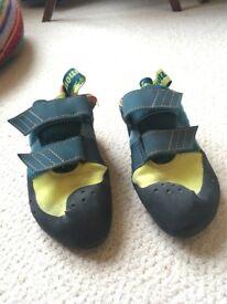 UK 5 EU 38 simond vertika climbing shoes hardly worn