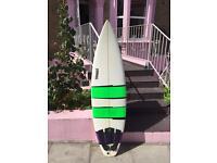 Surfboard - Howzi 6'0 shortboard