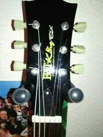 Fret King Eclat 2 with P90s