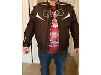 Mens Oxford Melbourne 2.0 Textile Jacket Size - 5XL