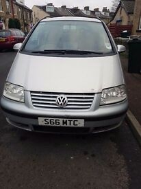 vw sharan for sale 54 reg email if interested