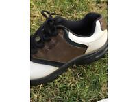 Golf shoes size 8 1/2