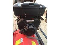 Logic MFP120 flail mower