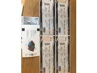Judgement day tickets