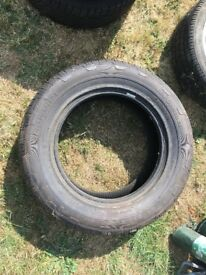 Spare Tyre 235/65R17