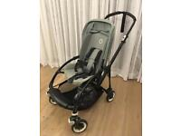 Bugaboo Bee 3 pushchair and footmuff