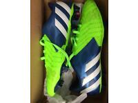 Brand new men's adidas predators FG