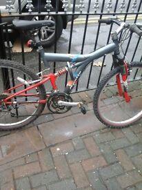 Apollo outrage adults mountain bike