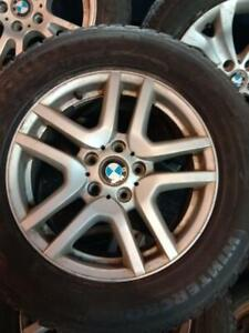 BMW X3 X5 MAGS WITH TYRES 235/65 R17