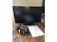 "Samsung 22"" Flat Screen TV"