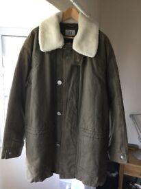 Armani Exchange Parka Jacket, Large.