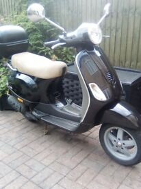 Vespa LX 50 for sale