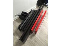 Ikea Lack Floating Wall Shelf