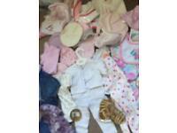 Newborn clothes