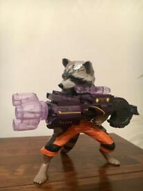Marvel Guardians of The Galaxy Talking Racoon