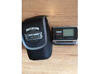 Bushnell laser hybrid excellent condition.