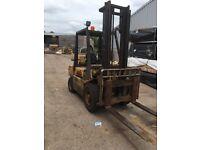 Hyster 3 ton Diesel Forklift