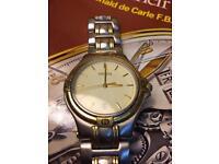 Men's Genuine Gucci Watch