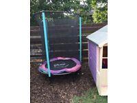 Plum trampoline