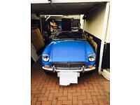MG Roadster 1978