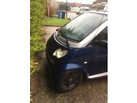 Smart fortwo city cabrolet