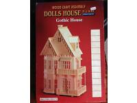 Gothic Dolls House 1/24 Scale