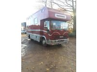 7.5t Ford Iveco Horsebox