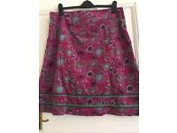 Mistral skirt new size 8,12,16 rrp 49.99