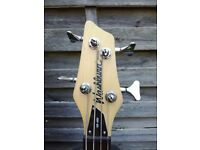 Washburn XB400 active bass