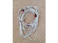 Cambridge Audio Ultra Micro speaker cable.